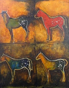Available Paintings at<br/>Montana Modern Fine Art