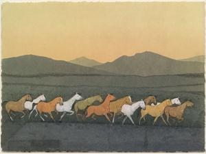Dustys-Running-Horses