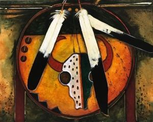 Mad Buffalo Shield - Crow Shield