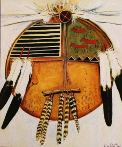 Eagle Feather Shield