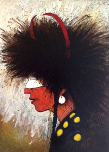 Bison Headdress