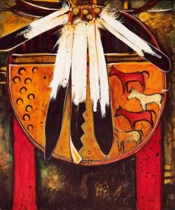 Horse Shield #4