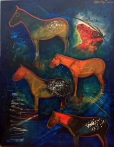 Night Horses #2
