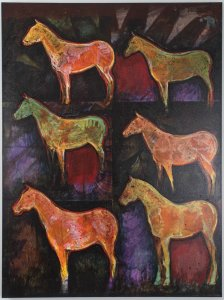Six Light Horses