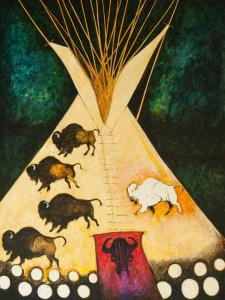 White Bison Tipi