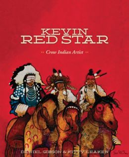 Kevin Red Star by Daniel Gibson