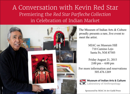 MIAC Conversation With Kevin Red Star 1