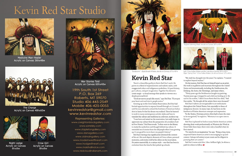Articles About Kevin Red Star – Kevin Red Star